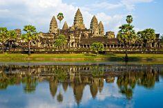 Du planst Backpacking Kambodscha? Prima Idee! Nachfolgend findest du nützliche Tipps zu Planung, Visum, Hotels, Impfungen, Reisedauer, Sicherheit & Budget.