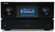 Pioneer Elite SC-09TX AV Receiver.