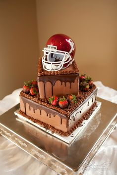 This cake was delicious
