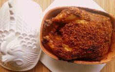 Como Preparar Pollo al Horno | QueRicaVida