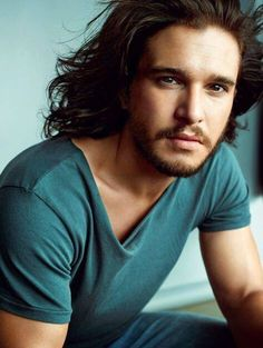 Kit Harrington. I swear, the things I would do to that man!