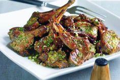 Jehněčí kotlety | Apetitonline.cz Lamb, Beef, Chicken, Recipes, Meat, Ripped Recipes, Cooking Recipes, Steak