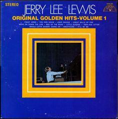 Jerry Lee Lewis - Original Golden Hits Vol.1