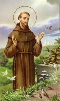 """""""Preach the gospel at all times. If necessary, use words.""""  -St. Francis of Assisi"""