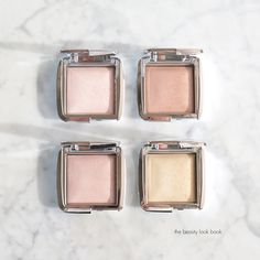 The Beauty Look Book: Hourglass Ambient Strobe Lighting Powders