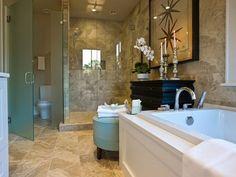 master bathroom ideas | 2013 Master Suite Bathroom ideas by HGTV Dream Home - www ...