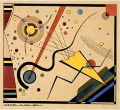 Wassily Kandinsky abstract - what do you see? can you identify the face? Wassily Kandinsky, Kandinsky Prints, William Turner, Paul Klee, Art Bauhaus, Museum, Equine Art, Stained Glass Art, Surreal Art