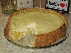Ananas-rahkatorttu - Kotikokki.net - reseptit Piece Of Cakes, Cheesecakes, Food And Drink, Sweets, Baking, Desserts, House Cafe, Kite, Pies