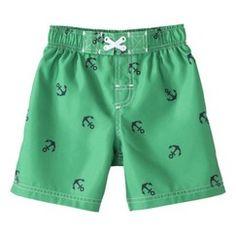 91c6c8891f1d7 Circo® Infant Toddler Boys' Anchor Swim Trunk Baby Swimwear, Baby Swimsuit,  Baby