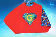 How to make a DIY Superhero cape for a little boy - Mommy Scene