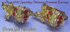 Vintage Jewelry Avon 1992 Sparkling Christmas by DLSpecialties, $14.00