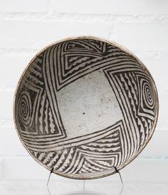 Pre-Colombian bowl