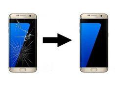 Rozbilo se vám sklo na displeji Samsung Galaxy Plus? Na displeji máte pavouka? Displej a dotyk funguje? Galaxy S7, Galaxy Phone, Samsung Galaxy, S7 Edge, Iphone