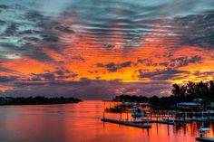 Jupiter, Florida Sunris by Steve Huskisson on 500px