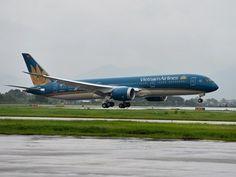 Vietnam Airlines opera Boeing 787-9 Dreamliner para vuelos a ... - Vietnam+