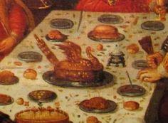 Feast subtleties - William Marshall Tournament and Feast
