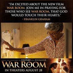War Room: Prayer Scene - YouTube Lord, we NEED you! We need genuine ...