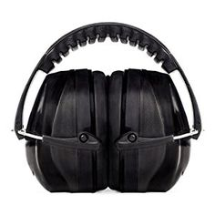 Active Research Earmuffs & Hearing Protection Bundle - Strongest Available 34dB Protection For Shooting And Industrial Use - Includes Ear Plugs And Safety Glasses - ANSI S3.19 Tested Certified - - Amazon.com