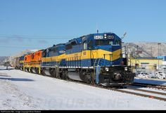 RailPictures.Net Photo: RCPE 6428 Rapid City, Pierre, & Eastern EMD SD40-2 at Rapid City, South Dakota by Brian Roberts