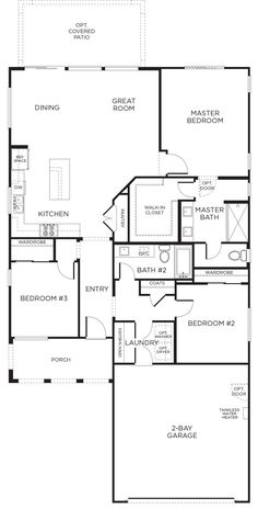 Plan 1 - Pardee Homes
