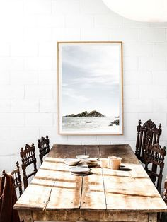 'Seal Rocks' limited edition photographic print captured at Seal Rocks, NSW by Kara Rosenlund. /