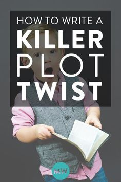 "If you're writing a novel, a well-done and timely plot twist can take your book from ""pretty good"" to a ""must read"". Here are some tips for pulling off a KILLER plot twist. Writing Prompts Funny, Writing Prompts For Writers, Picture Writing Prompts, Writing Promps, Book Writing Tips, Writing Words, Fiction Writing, Writing Help, Creative Writing"