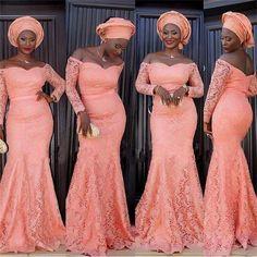New Fashion Long Sleeve Evening Dresses Long Off Shoulder Lace Mermaid Prom Dress Vestidos De Fieata Arabic Dresses Evening Wear