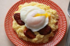 This Southern-style grits recipe makes a delicious side for eggs, ham, or braised meats.