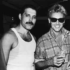 Roger Taylor The Unblinking Eye Twin Page with Freddie Mercury Brian Rogers, Roger Taylor Queen, Queen Ii, Greatest Rock Bands, Queen Pictures, We Will Rock You, Somebody To Love, Queen Freddie Mercury, Queen Band