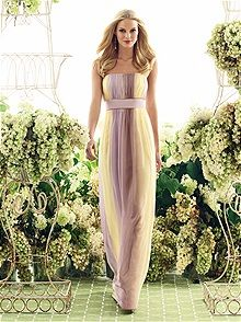 After Six #printed #bridesmaid #dress