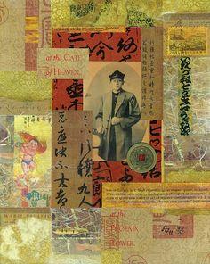 Honor by Hsiu-Zu Ho Mixed Media ~