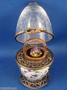 Etched-Crystal-Topped-Egg-Flower-Basket-authentic-FRENCH-LIMOGES-box