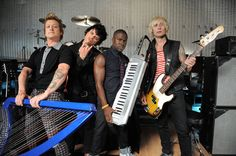 Kevin Hart and Green Day