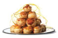 Croquembouche (Caramel-Glazed Cream Puffs)   SAVEUR