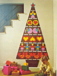 Vintage Better Homes & Gardens Christmas Crafts