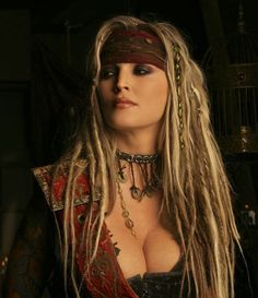 dirty pirate dreads - Szukaj w Google                                                                                                                                                                                 More