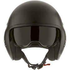 Agv diesel hi jack pilot helmet helm casco jet open face grey black