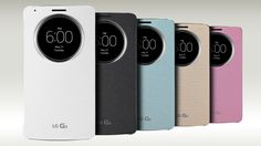 LG G3: ecco tutti gli accessori disponibili per il nuovo top di gamma