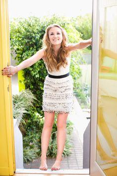 plays Lola A.K.A Lilly on Hannah Montana! :)
