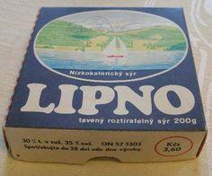 Sýr Lipno - Sýr Lipno Eastern Europe, My Childhood, Retro, Pictures, Historia, Nostalgia
