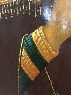 Cuff Bracelets, Bangles, Moorish, Painting Techniques, Halo, Photo Wall, Detail, Ornament, Jewelry