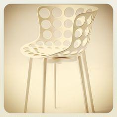 Rare chair Miss Global by Kartell design Philippe Starck 4 sedie ...