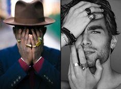 anel masculino, anel, como usar anel, estilo masculino, moda masculina, tendencia masculina, menswear, fashion, fashion blogger, blogger, alex cursino, moda sem censura, men, acessório masulino,