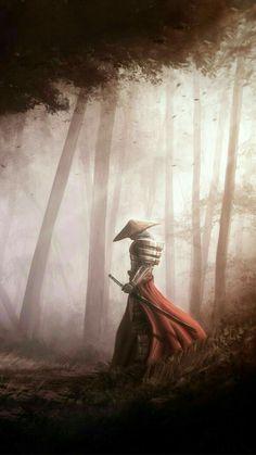 iphone x Anime wallpaper Ninja Wallpaper, Samurai Wallpaper, Dark Fantasy Art, Art Ninja, Japon Illustration, Botanical Illustration, Samurai Artwork, Japanese Artwork, Samurai Warrior