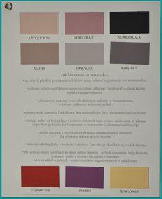 paleta Autentico Vintage Chalk Paint dla Polski cz. 3/3