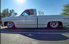Chevy C10, Chevrolet, C10 Trucks, Fast Times, Square Body, Low Rider, Classic Trucks, Coffee Time, Custom Cars
