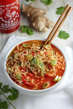 5 Amazing and Healthy Recipes for Instant Noodle Cups