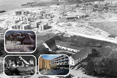 Le 2 février 1971 restera à jamais une date gravée dans l'histoire de l'UCL. Ce jour-là,  la première pierre est symboliquement posée à Louvain-la-Neuve en présence du Roi Baudouin. En 45 ans, les champs du plateau de Lauzelle ont peu à peu laissé place aux facultés, kots, bâtiments universitaires et autres commerces. Retour en quelques dates clés sur la construction d'un véritable empire universitaire.