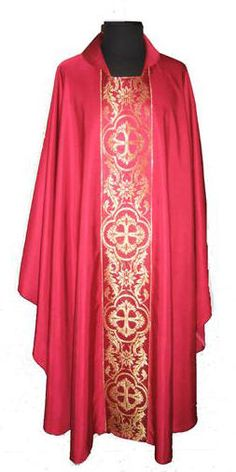 Exclusive U.S. Distributor of Manantial/Sorgente Vestments  Catholic Supply of St. Louis, Inc. is Proud to be the Exclusive U.S. Distributor of Manantial/Sorgente Vestments. Manantial vestments that became famous at Sorgente in Rome are now in stock in the United States. Now, we are pleased to be the U.S. source for these highly sought-after chasubles. Order from us and save the international duty and postage costs!  We are pleased to show a sampling of the Manantial Sorgente vestment…