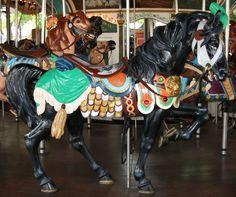 The Hersheypark Carousel